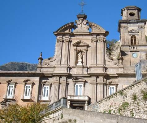 Abbazia Santissima Trinità Cava dei Tirreni