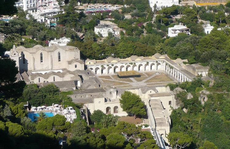 Certosa di San_Giacomo a Capri